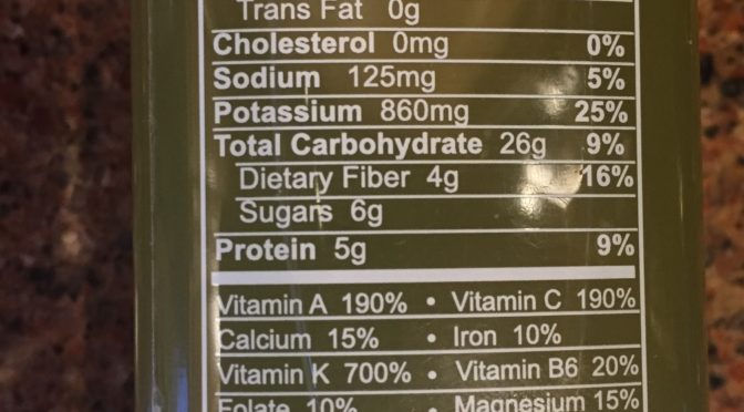 Decoding the Nutrition Facts Label