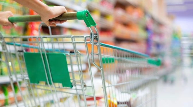 Navigating a Supermarket the Healthy Way